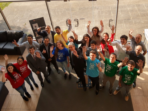 Concurso Desafío High Tech premió a los 5 equipos de estudiantes más innovadores