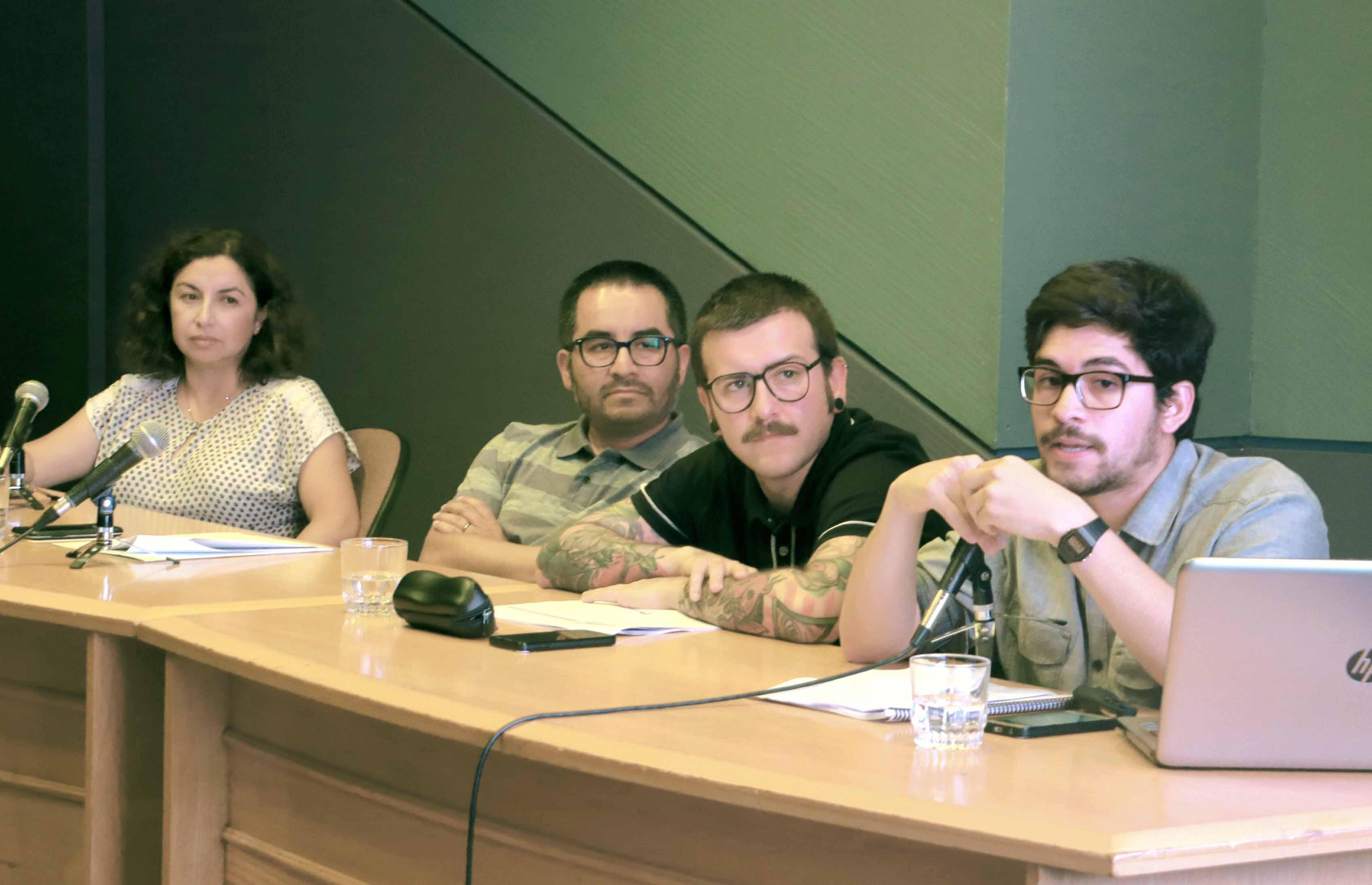 Investigadores abordan aspectos sociales y políticos del Gran Concepción en mesa redonda