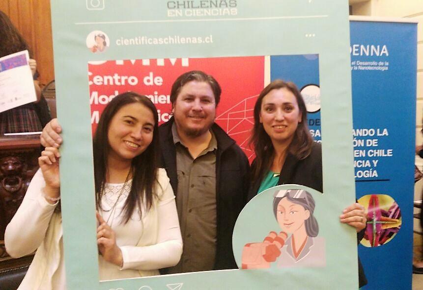 Cortometraje que relata investigación de Geofísica UdeC ganó concurso sobre científicas chilenas
