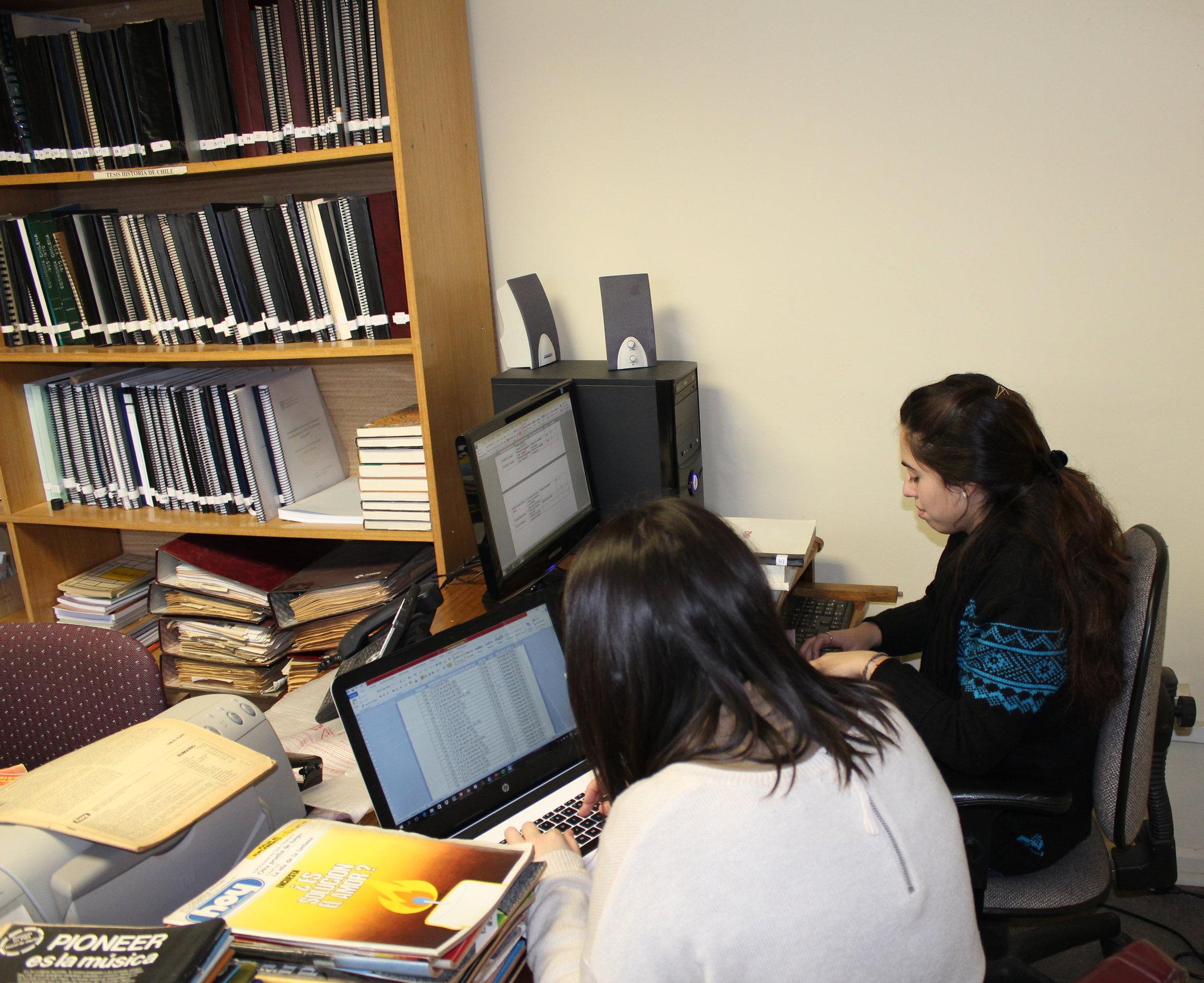 Departamento de Historia habilitó sistema de consulta de archivos sobre historia de Concepción y del Bío Bío