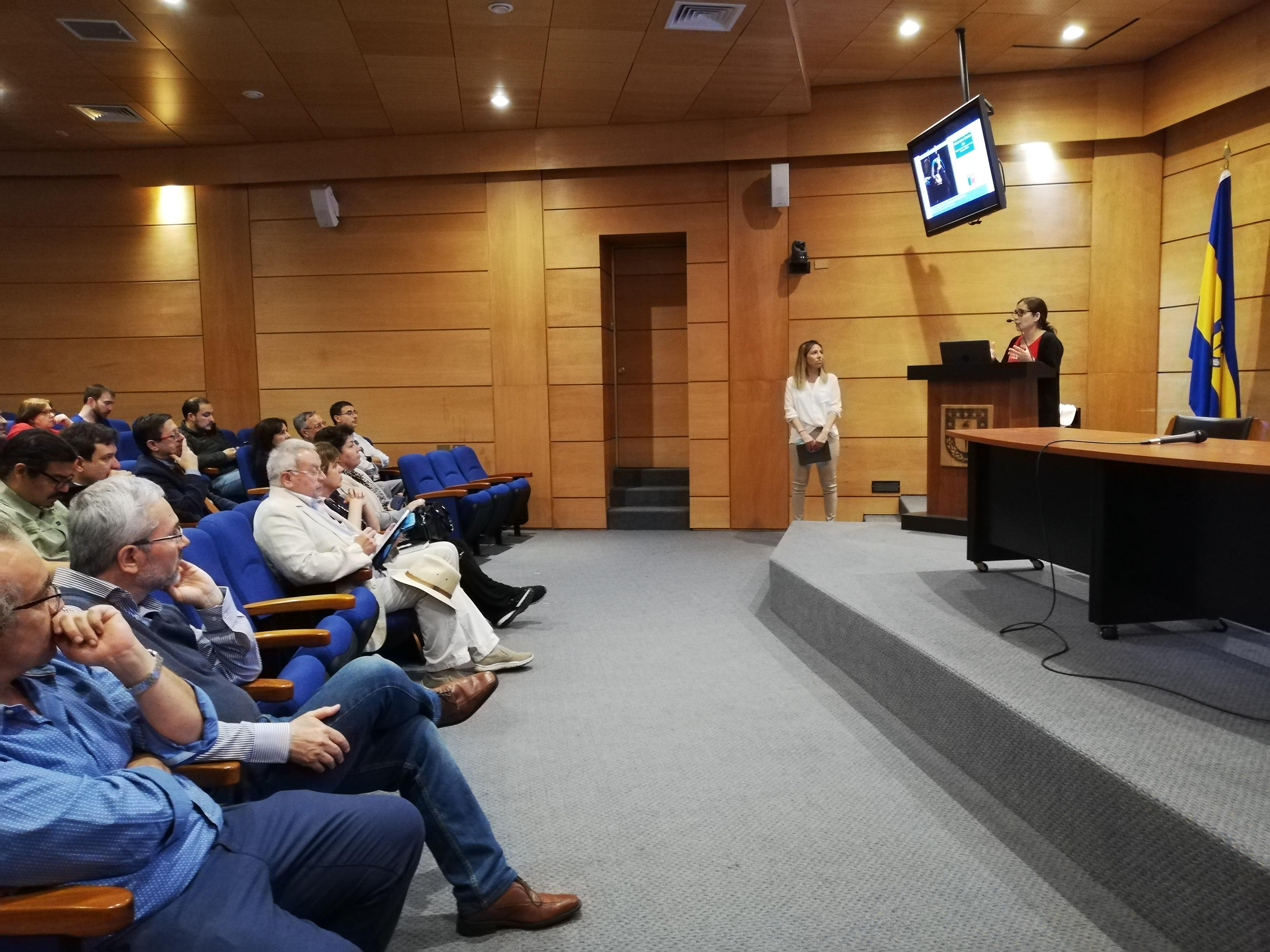 Investigadores UdeC dialogaron con Seremi sobre hoja de ruta del Ministerio de Ciencia