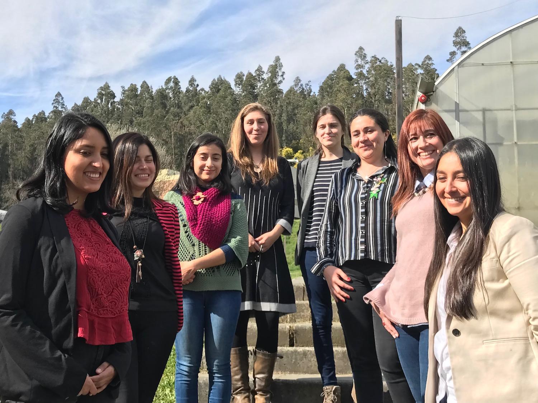 IncubaUdeC premió a ganadoras de concurso sobre emprendimiento femenino