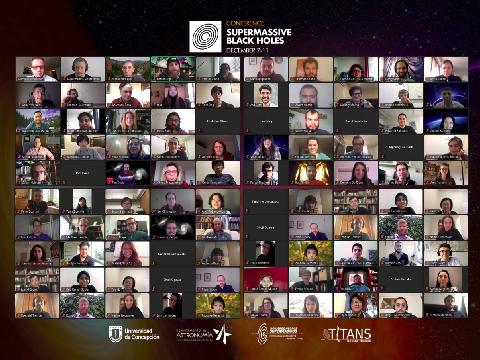 UdeC fue anfitrión de Congreso Internacional sobre Agujeros Negros