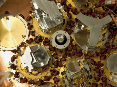 Académico de Astronomía UdeC obtuvo financiamiento para instrumentación avanzada