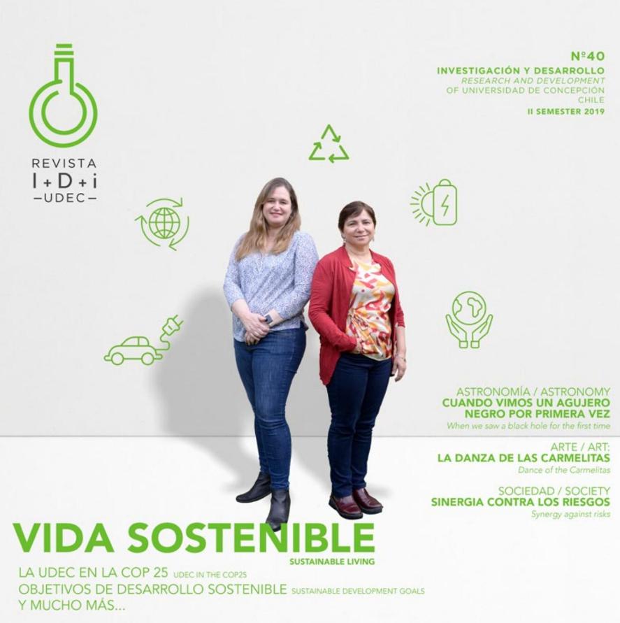 Revista I+D+i lanza número especial medioambiental