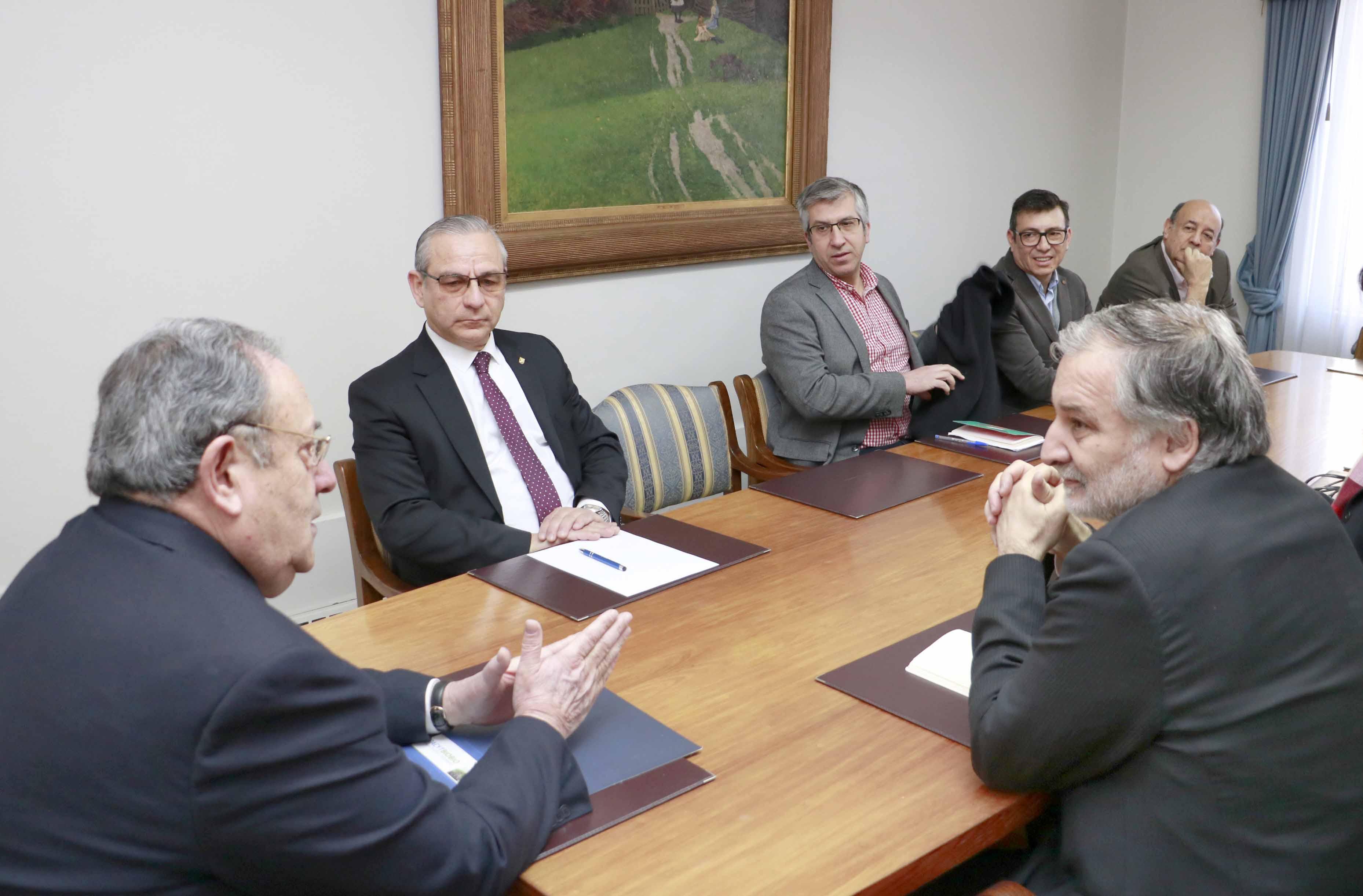 Vicepresidente ejecutivo de Corfo presentó iniciativas de apoyo a Parque Científico y Tecnológico