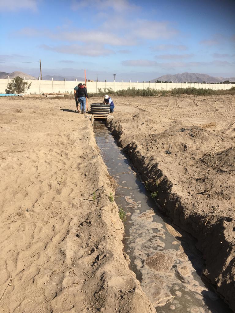 Académico de FIA UdeC asesora proyecto de recarga artificial de aguas subterráneas en Copiapó