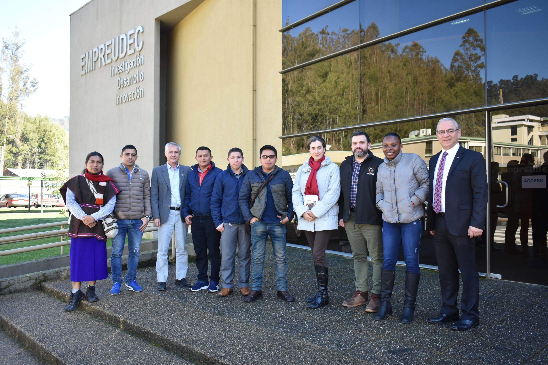 Cetma guiará a delegación colombiana en aprendizaje de procesos productivos de las pymes de la región