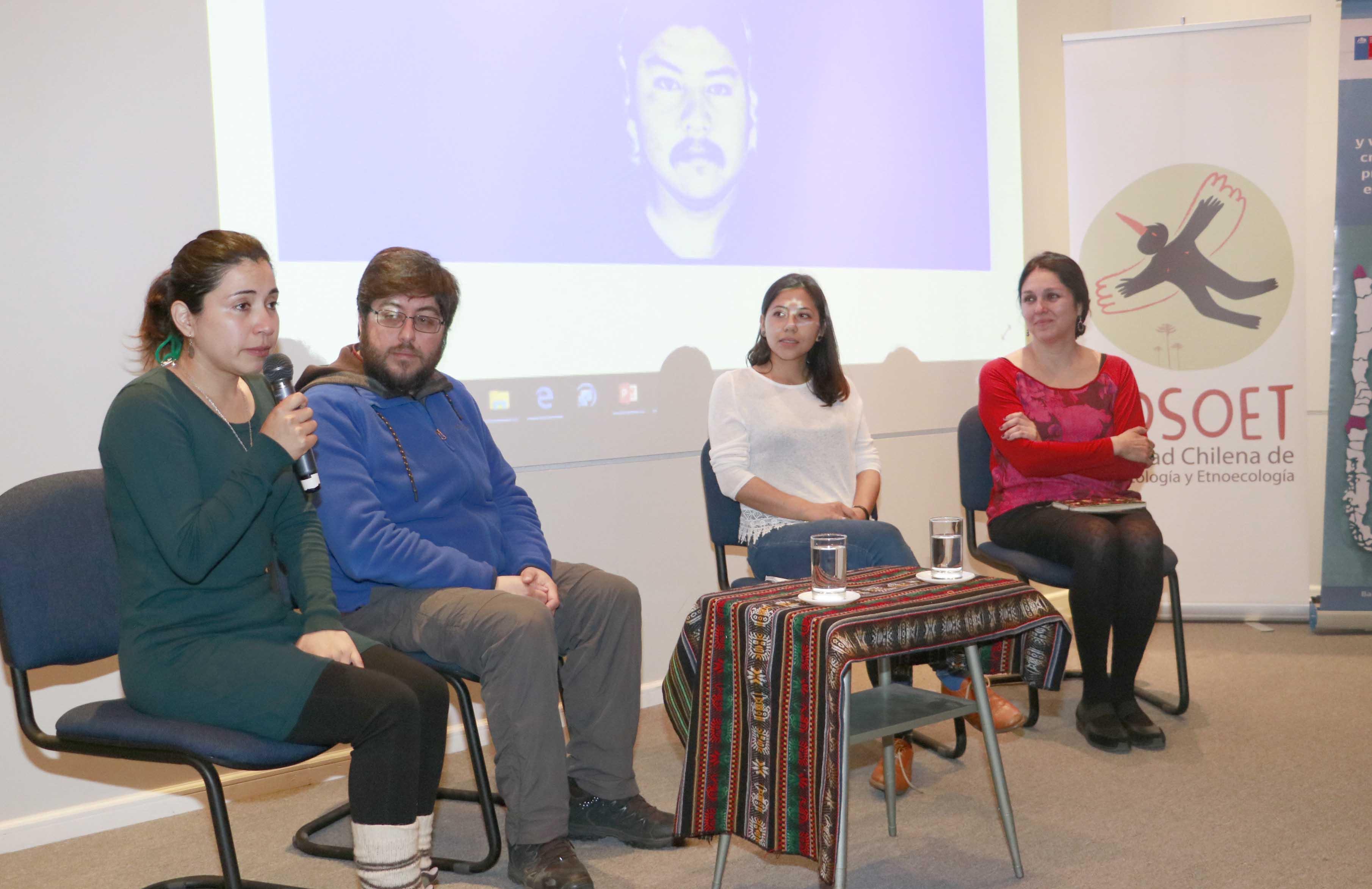 Coloquio reunió a distintas disciplinas para dialogar sobre conservación con enfoque social