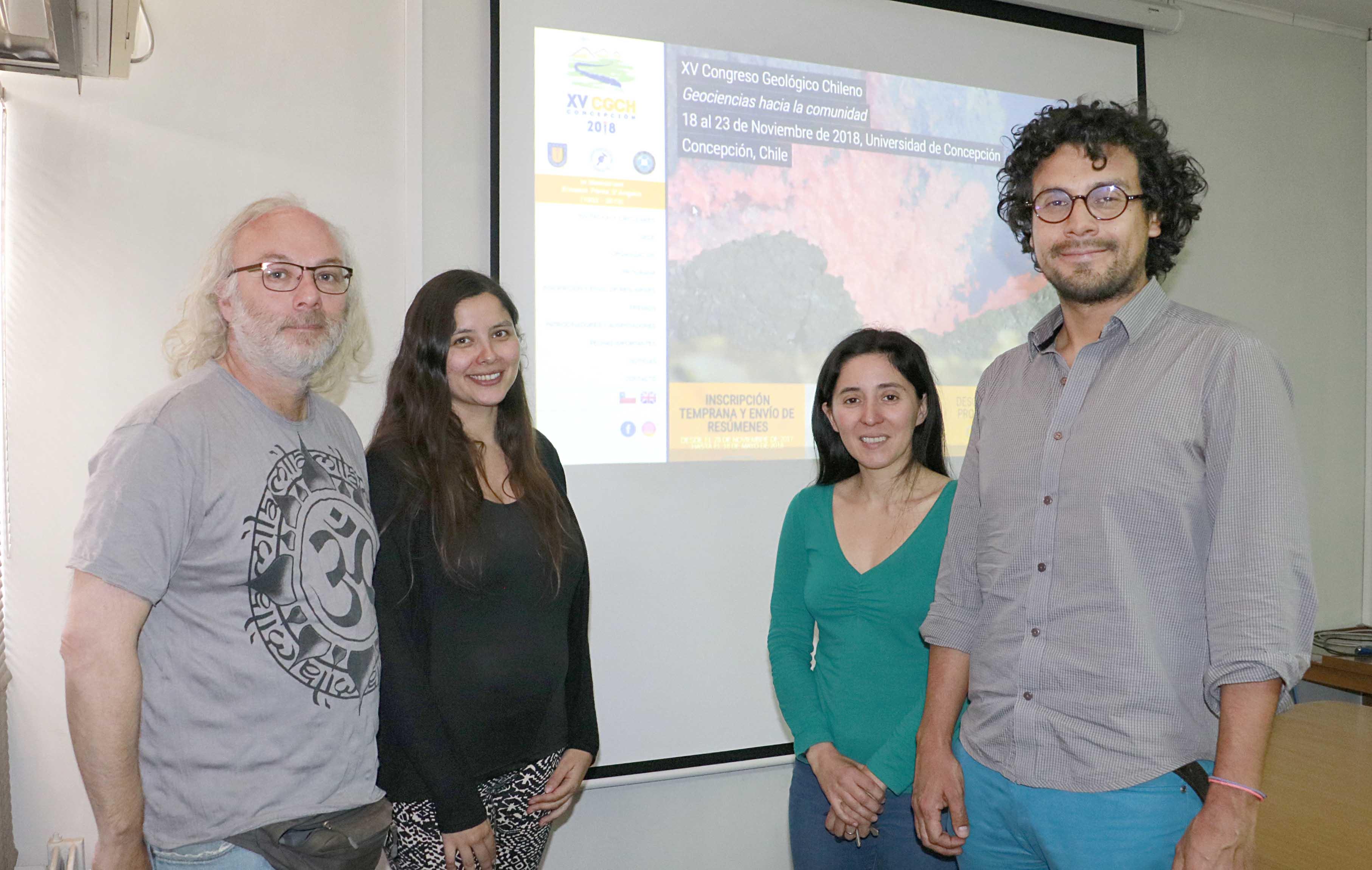 Se abrieron inscripciones para el XV Congreso Geológico Chileno