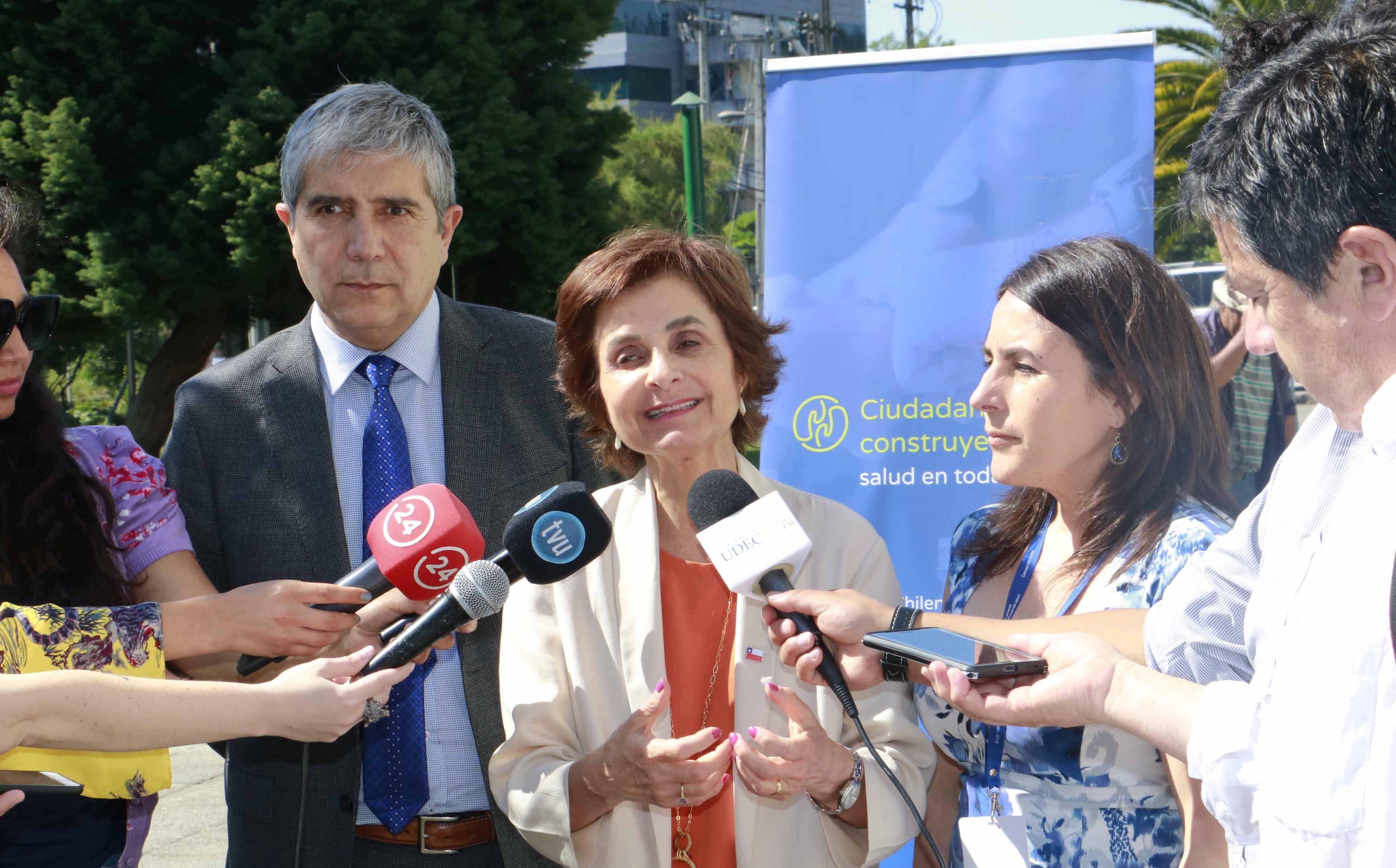 Universidad es sede de congresos chilenos de Salud Pública y de Epidemiología