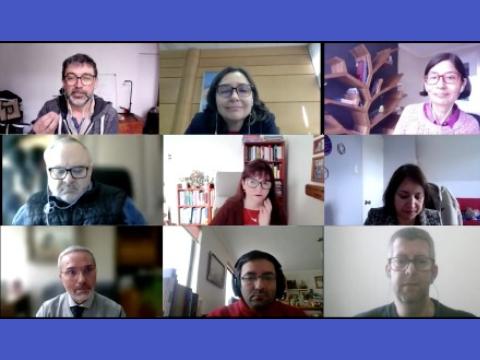 VRID colabora con Foro Constituyente UdeC para elaborar propuestas que incorporen a las ciencias en la Nueva Constitución