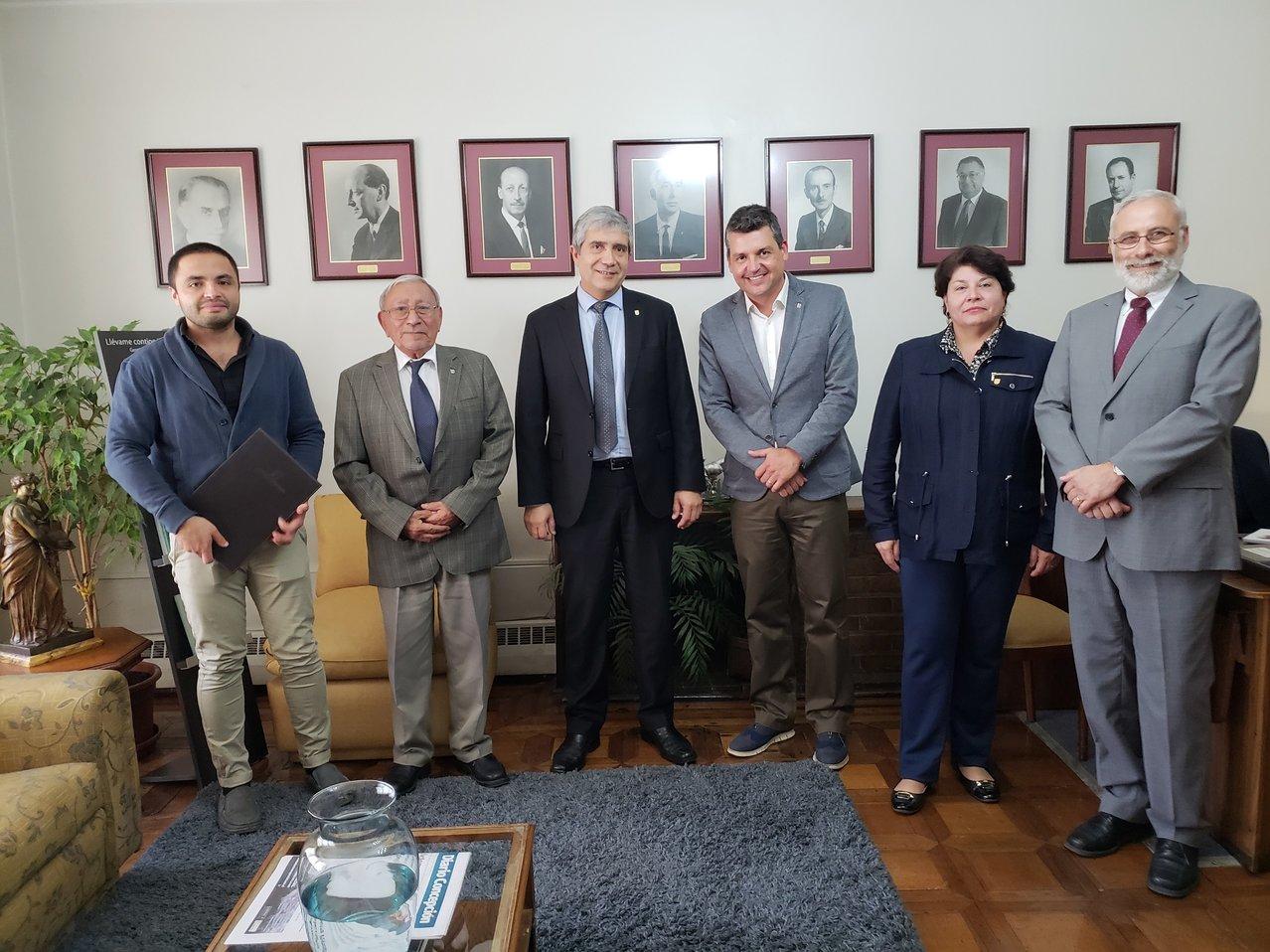 Universidad de Concepción y Arauco firmaron convenio para conocer y conservar especie única en Chile