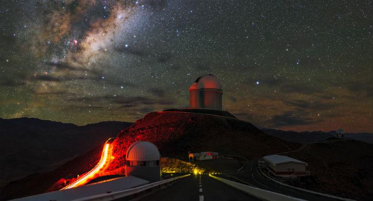 """AstroUdeC alista celebración de """"Día de la Astronomía en Chile"""""""