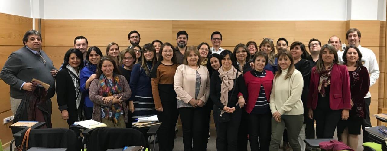 Facultades del área de la salud UdeC inician trabajo conjunto para potenciar la investigación interdisciplinaria