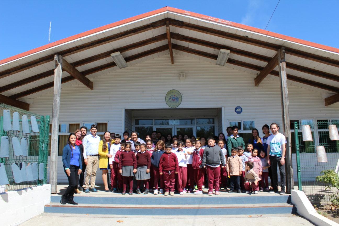 Explora Bío Bío e IMO realizaron talleres de ciencia en Ránquil