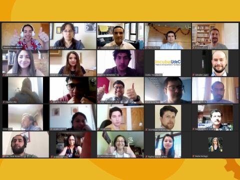 VRID lanza programa para impulsar proyectos tecnológicos y emprendimientos de estudiantes y académicos