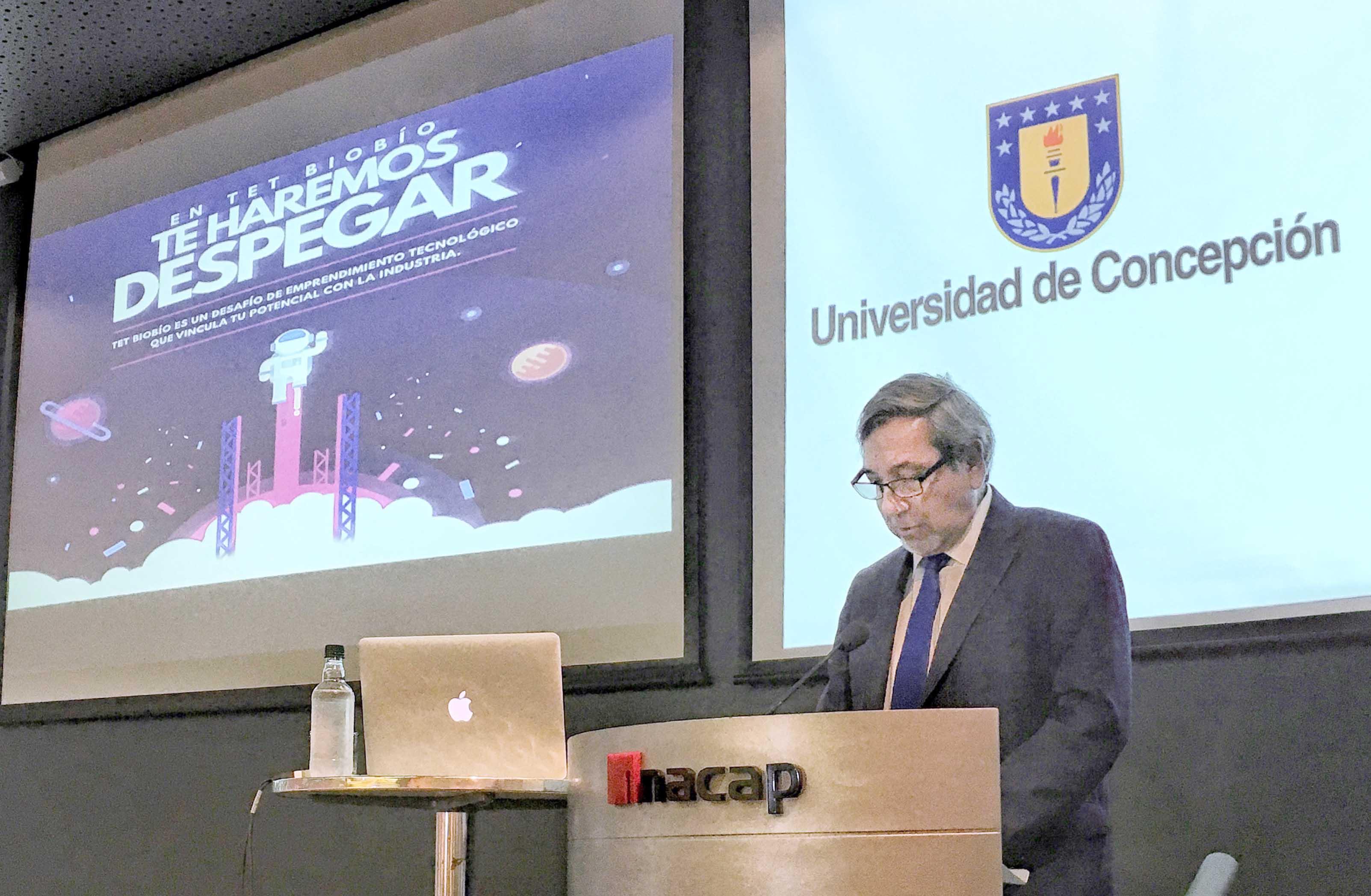 IncubaUdeC liderará Torneo de Emprendimiento Tecnológico de Corfo