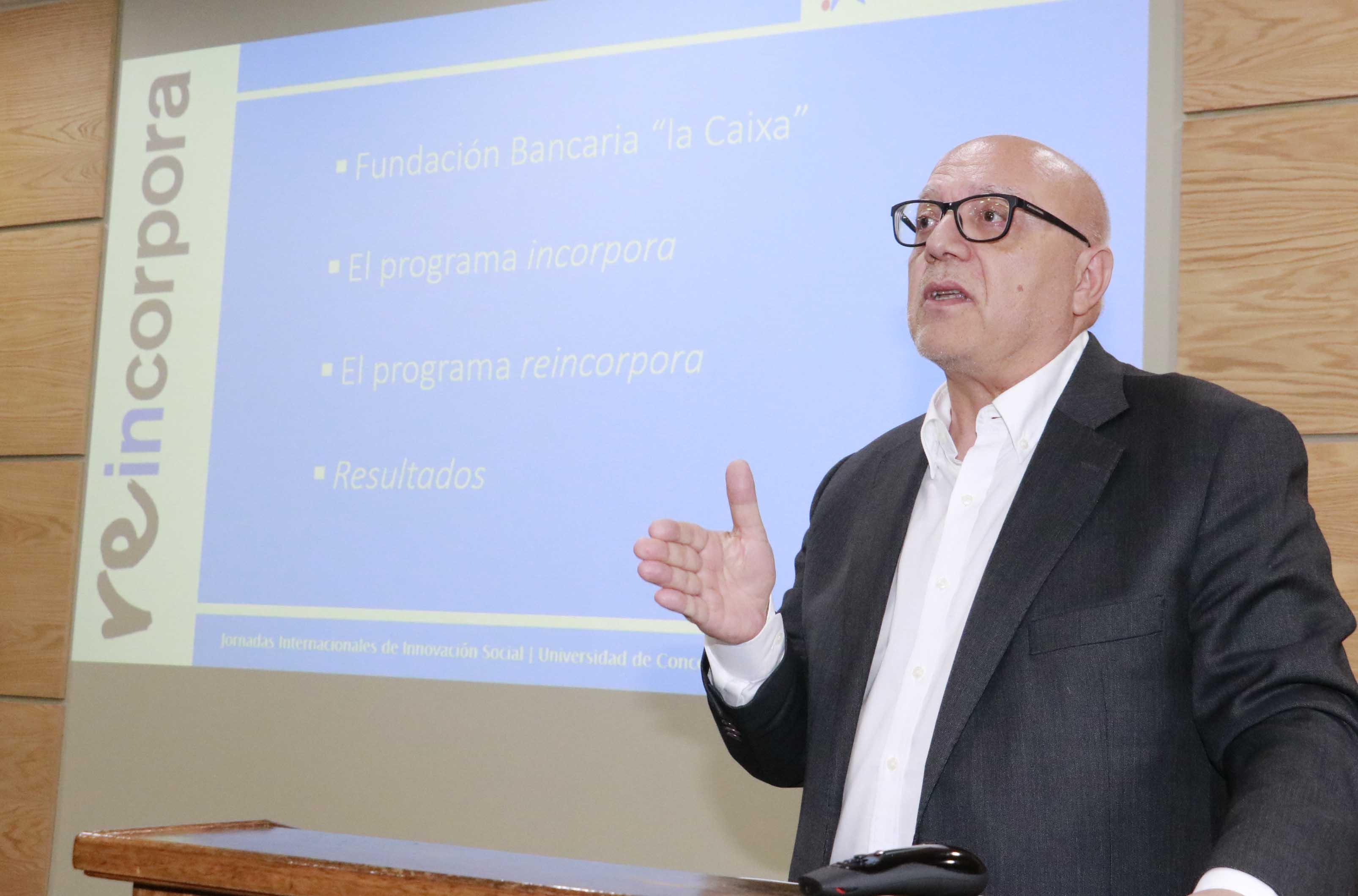 Academia de Innovación desarrolla jornadas internacionales de innovación social