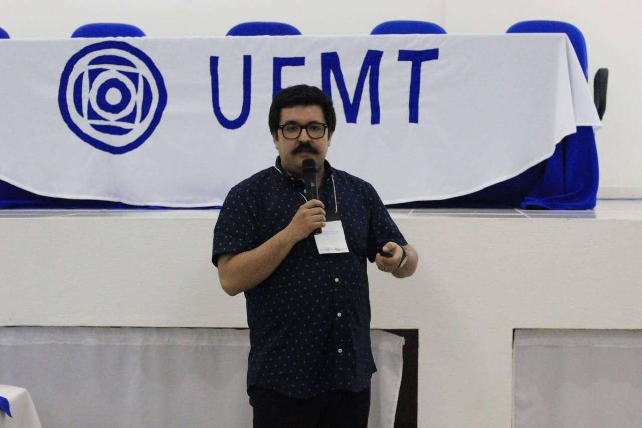 Dr. Marcelo González formó parte de curso de postgrado en Universidad Federal de Mato Grosso en Brasil