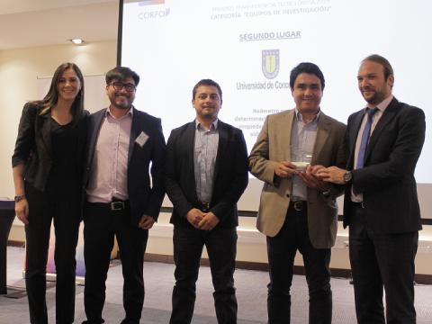 OTL UdeC es reconocida por su trabajo en transferencia tecnológica