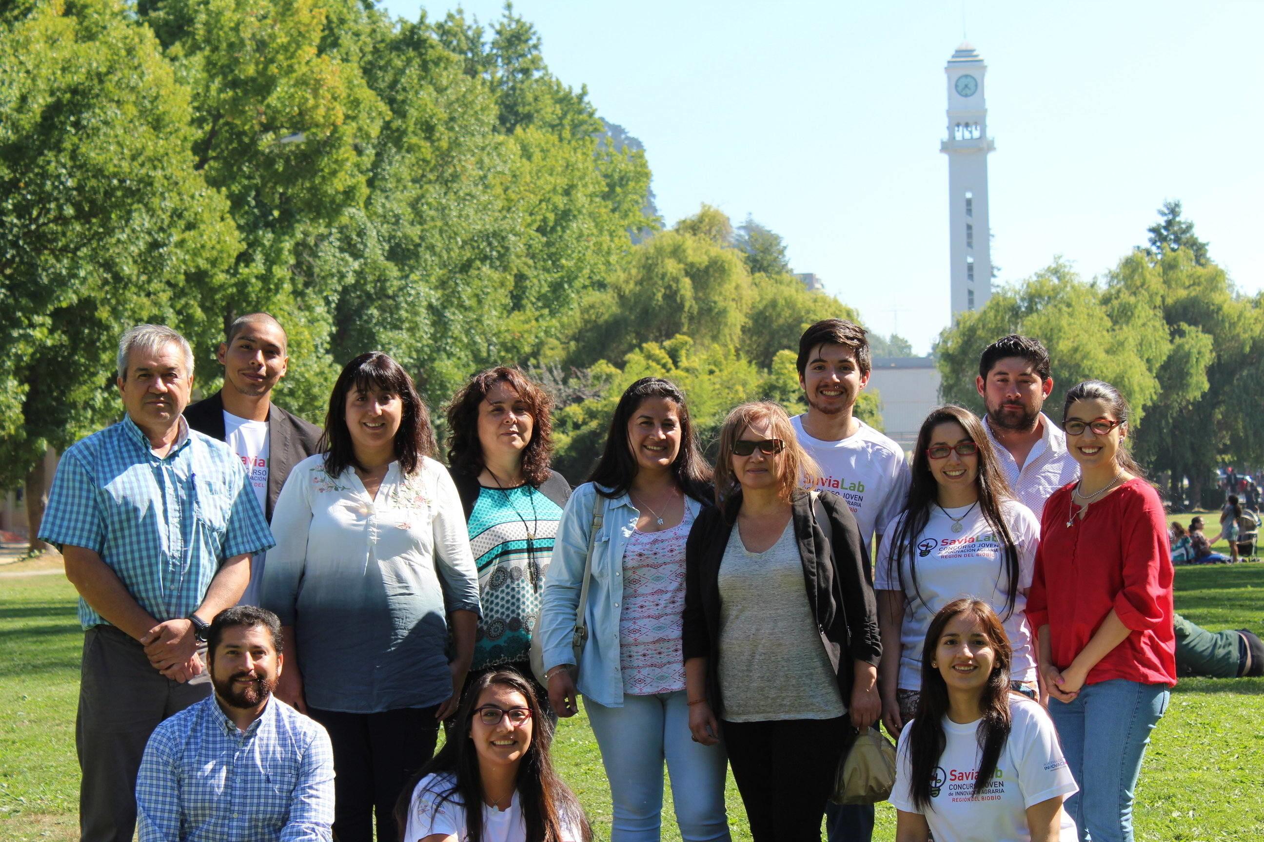 Convocatoria de SaviaLab Bío Bío reunió a profesores para concurso de innovación escolar