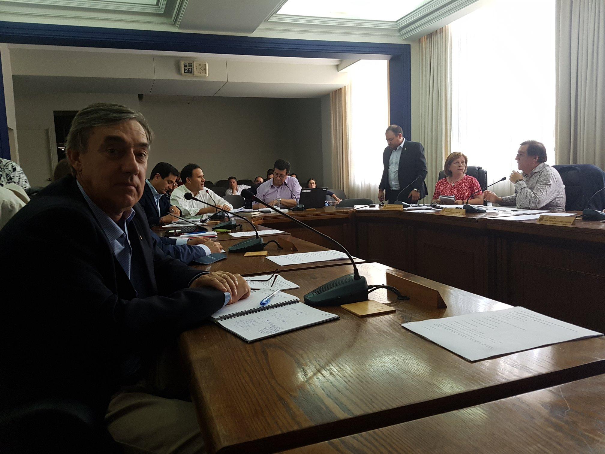 Campus Chillán participó en reunión con Conicyt para líneas de apoyo en investigación para Ñuble