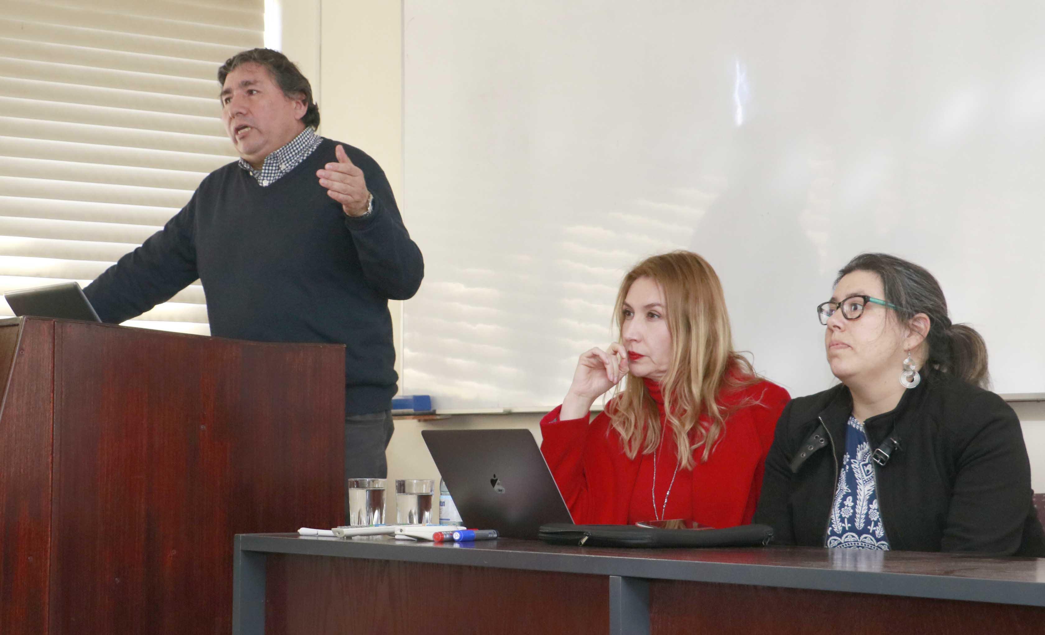 Facultad de Ciencias Ambientales y Eula-Chile realizaron seminario sobre Objetivos de Desarrollo Sostenible