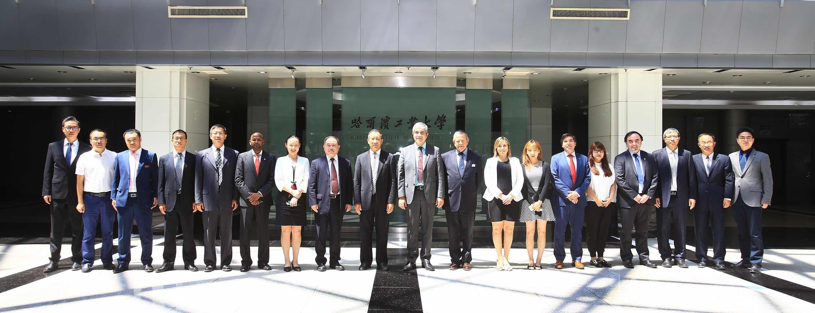 Docente de Telecomunicaciones UdeC participó en acuerdo para establecimiento de laboratorio en conjunto entre China y Chile