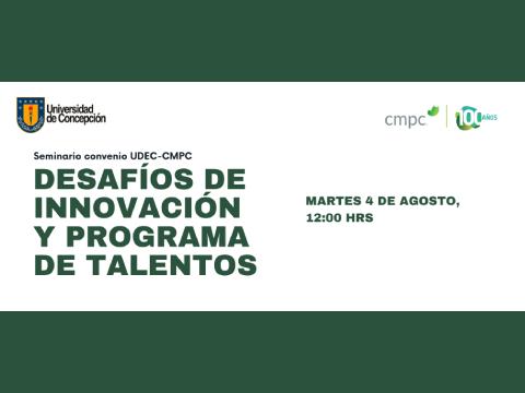 UdeC y CMPC invitan a estudiantes a participar en sus desafíos