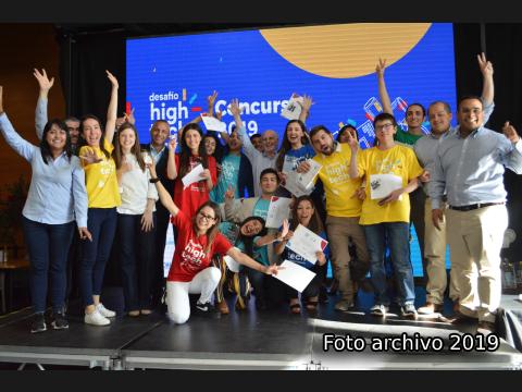 Concurso Desafío High Tech UdeC ya tiene sus 3 finalistas