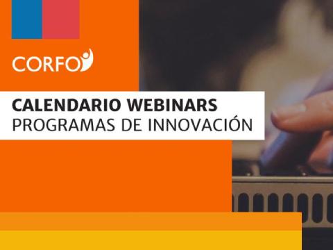 Corfo invita a sesiones online de consultas sobre sus convocatorias